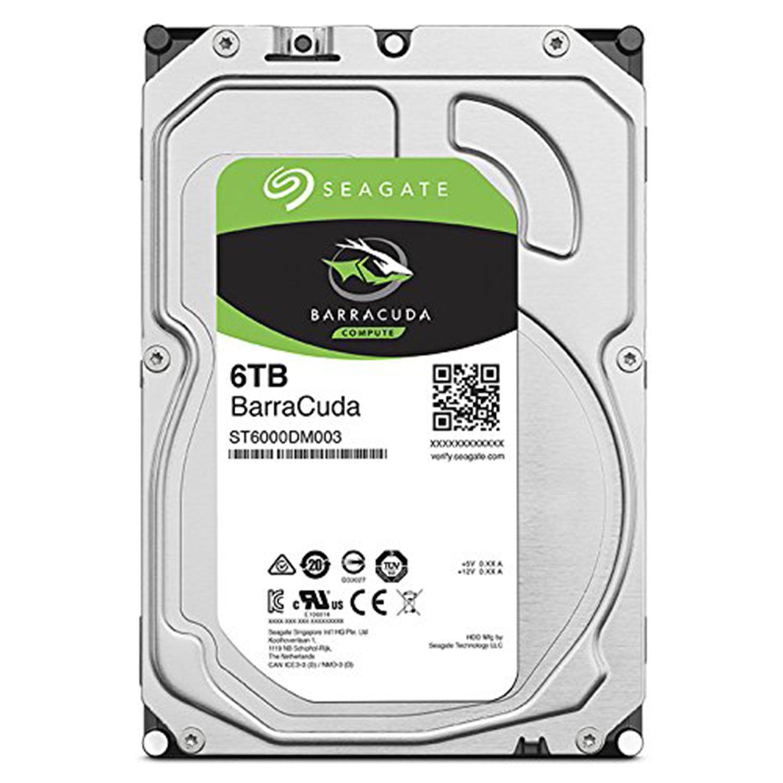 "Seagate ST8000DM0004 BarraCuda Pro HDD 3.5"" 8TB SATA 7200RPM 256MB CACHE 5YRS"