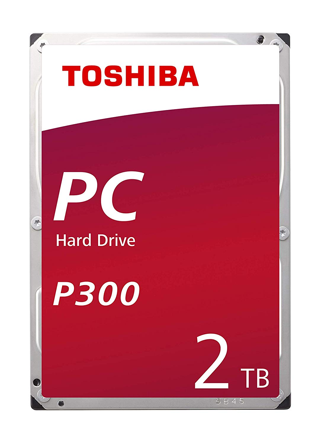 Toshiba P300 2TB 7200RPM 64MB 3 5in SATA Hard Drive
