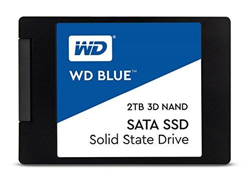 Western Digital WDS200T2B0A 2TB 2.5in SATA SSD