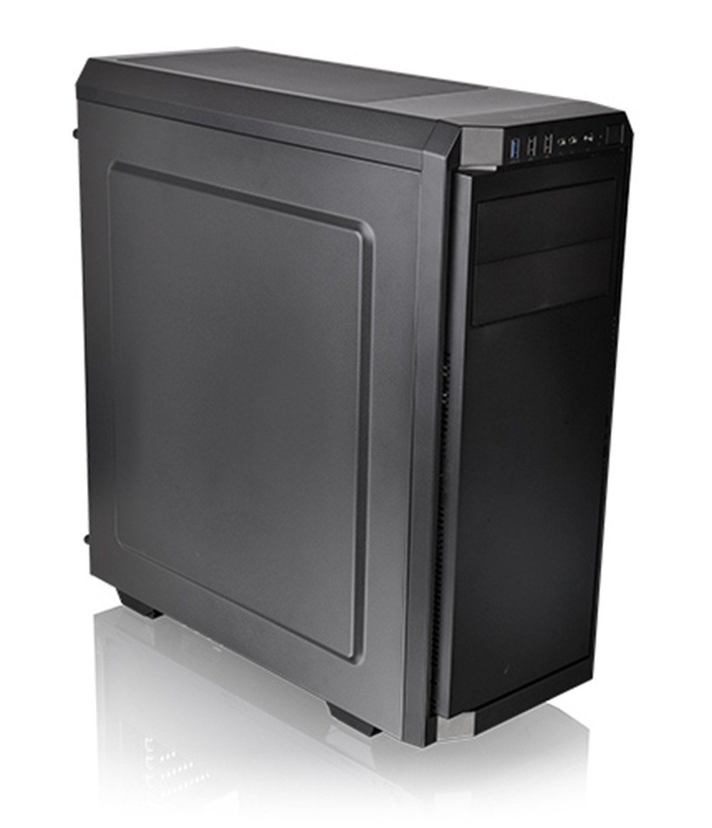 Thermaltake V100 Mid-Tower Chassis with 500W Power Supply