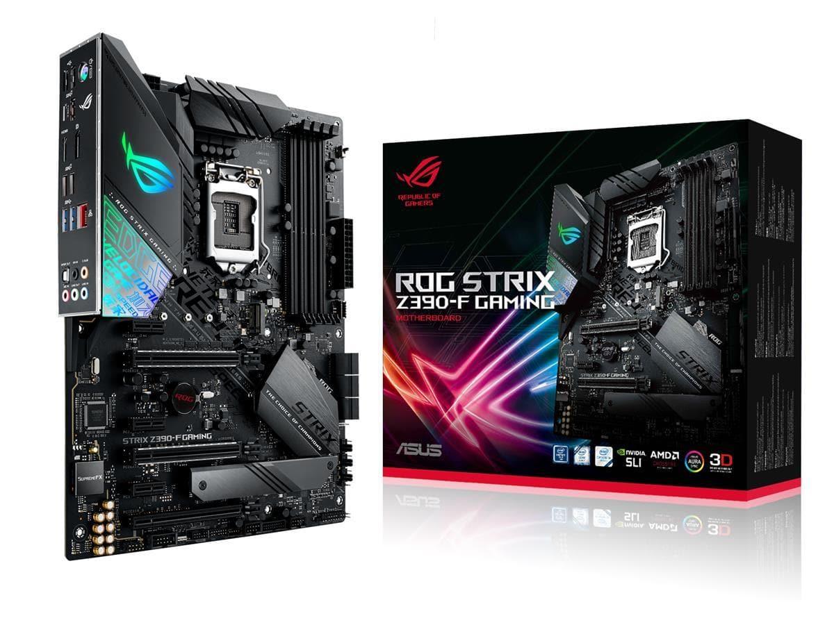 Asus ROG Strix Z390-F Gaming ATX LGA1151 Motherboard