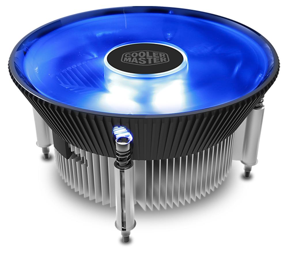 Cooler Master i70C Blue LED 120mm Intel CPU Cooler