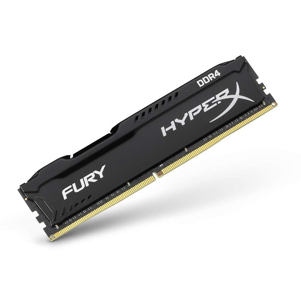 Kingston 16GB(2x8G) DDR4-2666MHz DIMM HyperX Fury Black