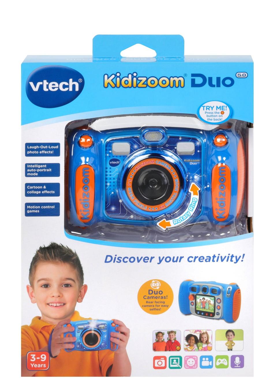 VTech Kidizoom Duo 5.0 Blue