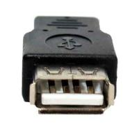 Generic USB Type A Female to Mini USB Male Adapter