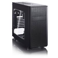 Fractal Design Focus I Mid Tower Case Black