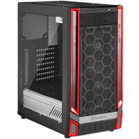 SilverStone Redline Series SST-RL05BB-W Black/Black Window, ATX Case