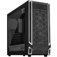 SilverStone Redline Series SST-RL05BW-W Black/White Window, ATX Case