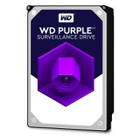Western Digital WD100PURZ WD 10TB Purple Surveillance Hard Drive,SATA 6 Gb/s