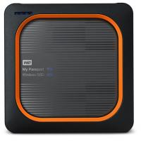 Western Digital WDBAMJ0010BGY-PESN WD 1TB My Passport Wireless SSD