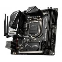 MSI MPG Z390I Gaming Edge AC WIFI ITX LGA1151 Motherboard