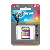 Silicon Power 16GB SDHC UHS-I Water/Dust/Vibration/X-ray Proof