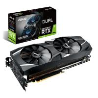 Asus GeForce RTX 2070 Dual 8G Advanced Edition Graphics Card