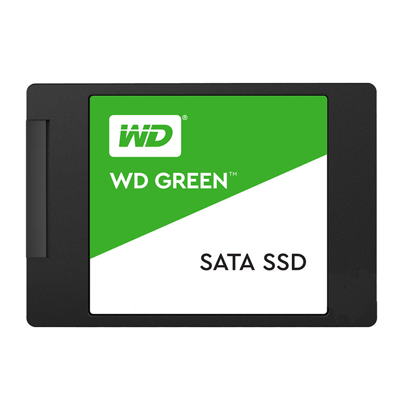 WD Green 480GB 3D NAND 2.5in SSD