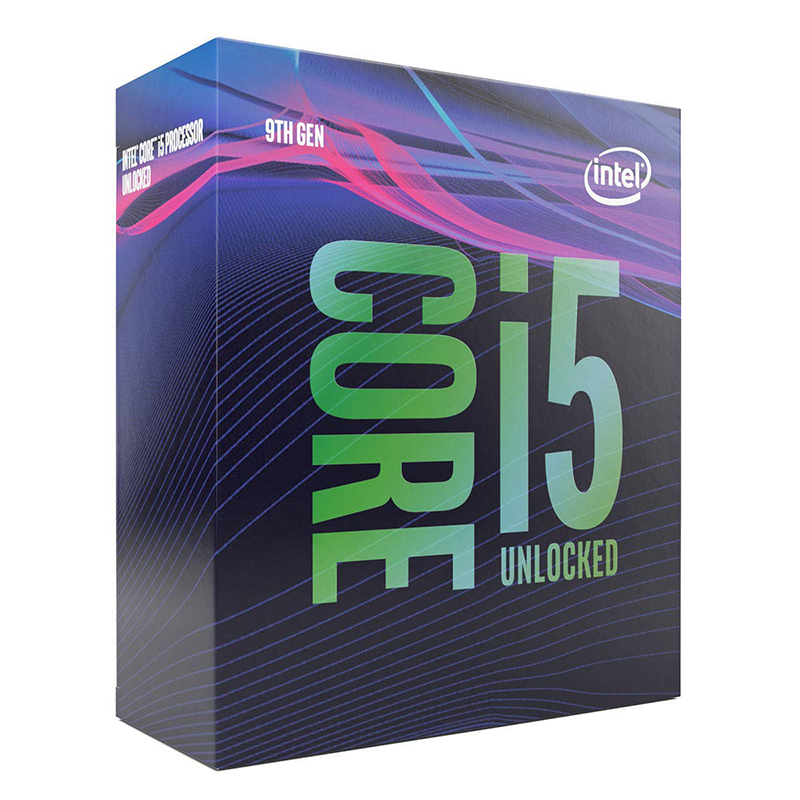 Intel Core i5 9600K 6 Core LGA 1151 3.7GHz CPU Processor