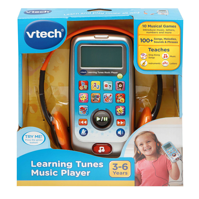 VTech Learning Tunes Music Player