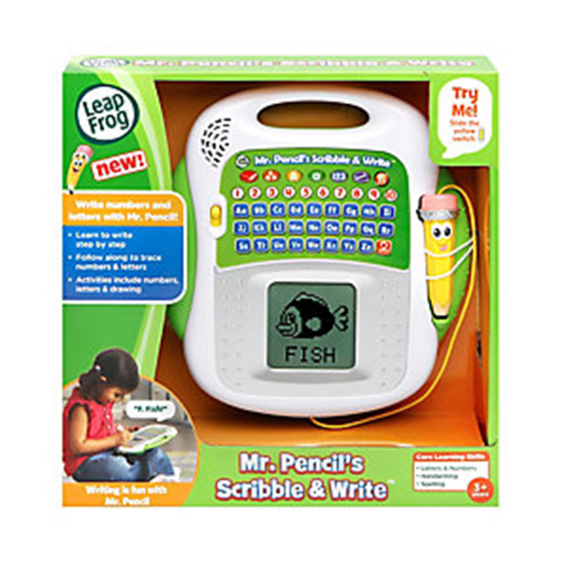 LeapFrog Mr Pencils Scribble and Write