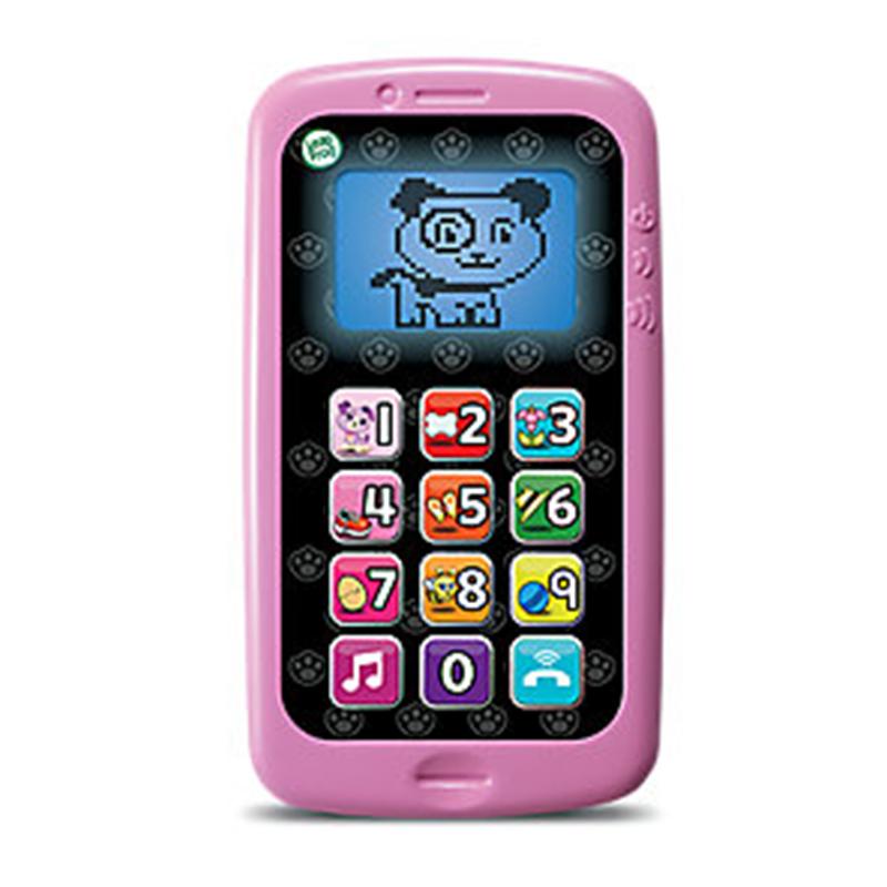 LeapFrog Chat & Count Smart Phone Violet Refresh