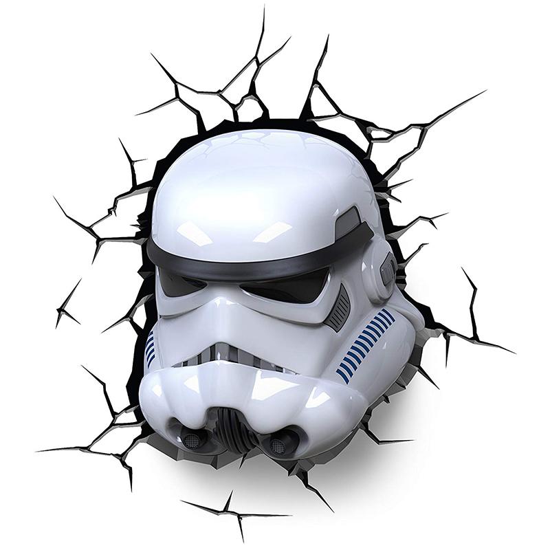 3D Deco Light Star Wars Storm Trooper