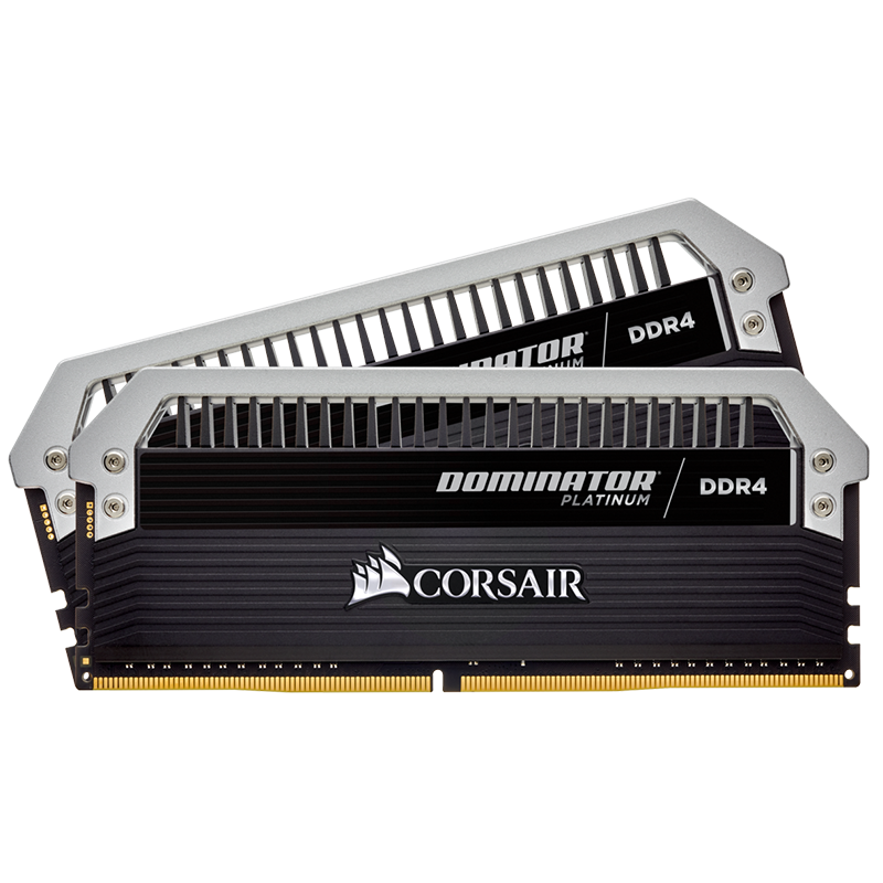 Corsair 32GB (4x8GB) CMD32GX4M4C3000C15 Dominator Platinum DDR4 3000MHz RAM