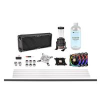 Thermaltake Pacific M240 D5 Hard Tube Water Cooling Kit