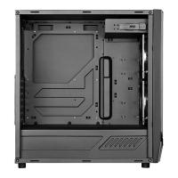 SilverStone Redline Series SST-RL05BB-W Black/Black Window, ATX Case