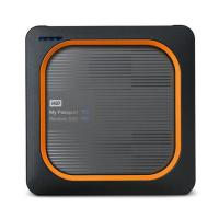 Western Digital WDBAMJ5000AGY-PESN WD 500GB My Passport Wireless SSD