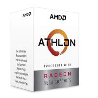 AMD Athlon 200GE 2-Core AM4 3.2Ghz CPU with Vega Graphics and Cooler