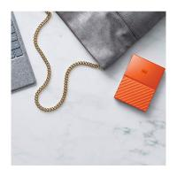 Western Digital My Passport 1TB USB 3.0 Orange
