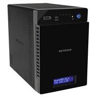 Netgear ReadyNAS RN214D1 Quad-core 2G 4-bay with 4x1TB HDD