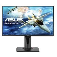 "Asus VG258Q 24.5"" 144Hz Eyecare Free-Sync HAS SPK GamePlus DP HDMI GameVisual TUV Certified Monitor"