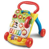 VTech First Steps Baby Walker Yellow
