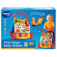 VTech First Steps Baby Walker Yellow