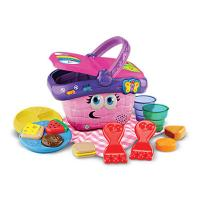 LeapFrog Shapes & Sharing Picnic Basket Refresh