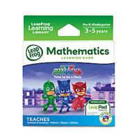 LeapFrog PJ Masks Time to Be a Hero Mathematics Learning Game