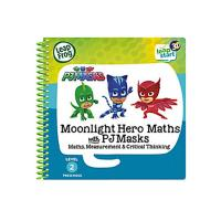 LeapFrog LeapStart Moonlight Hero Math with PJ Masks 3D Enhanced