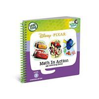 LeapFrog LeapStart book Disney Pixar Pals Maths in Action 3D Enhanced