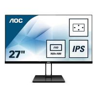 AOC 27in IPS Full HD Zero Edge Ultra Slim FreeSync Monitor (27V2Q)