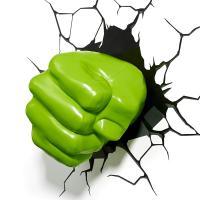 3D Deco Light Marvel Hulk Fist