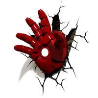 3D Deco Light Marvel Iron Man 3 Hand