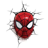3D Deco Light Marvel Spiderman Face