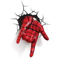 3D Deco Light Marvel Spiderman Hand