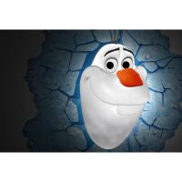 3D Deco Light Disney Frozen Olaf