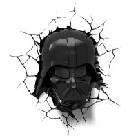 3D Deco Light Star Wars Darth Vader
