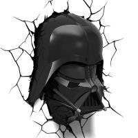 3D Deco Light Star Wars Darth Vader