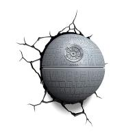 3D Deco Light Star Wars Death Star