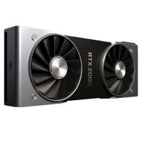 Nvidia GeForce RTX 2080 Founders Edition 8G Graphics Card (With System Build Only)