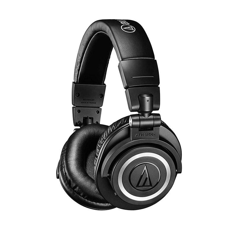 Audio-Technica ATH-M50XBT Wireless Bluetooth Headphones