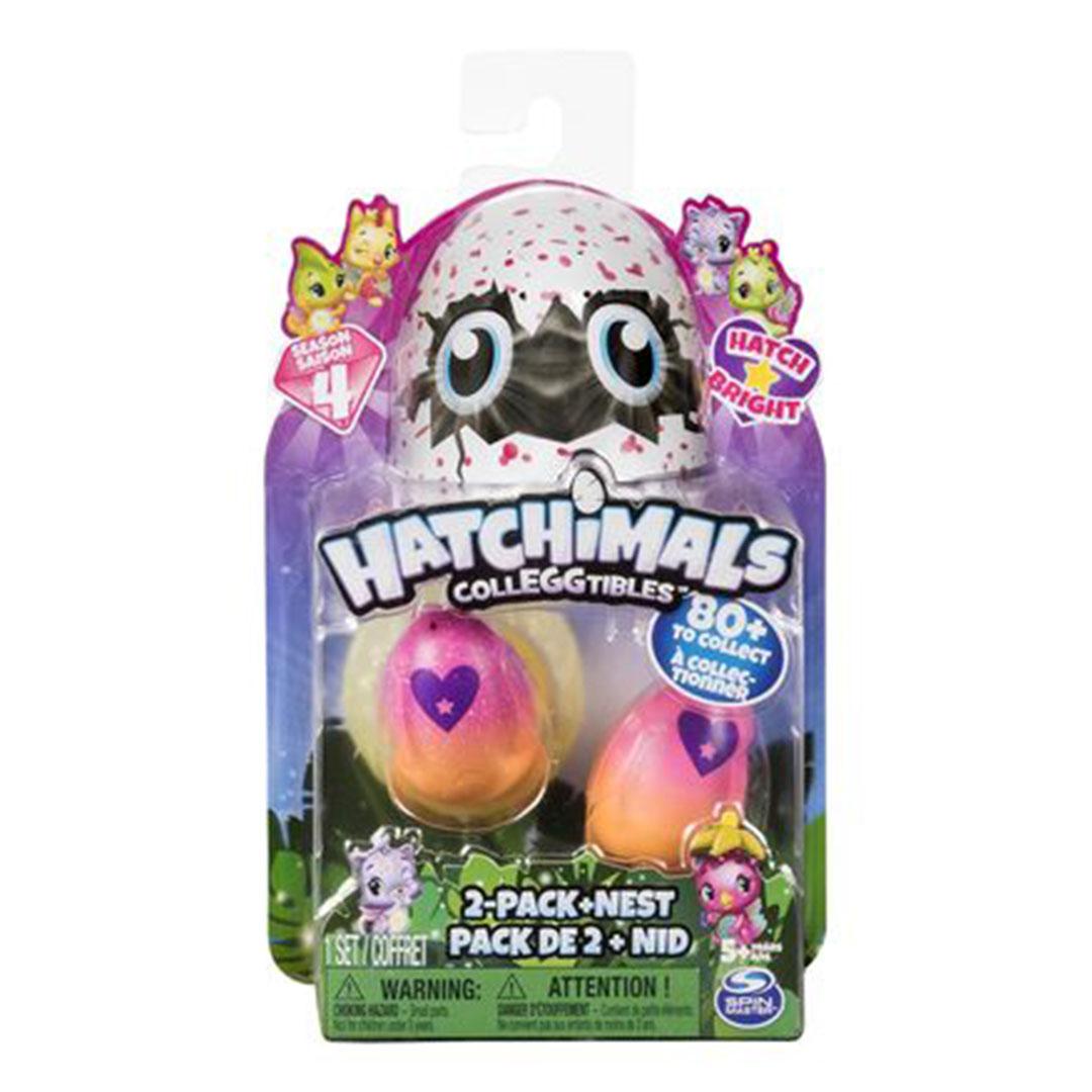 Hatchimals Colleggtibles Series 4 - 2pk