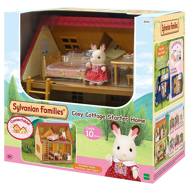 Sylvanian Familes Cosy Cottage Starter Home